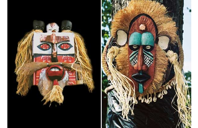 Die Masken für die Person die in der Apotheke verkauft werden